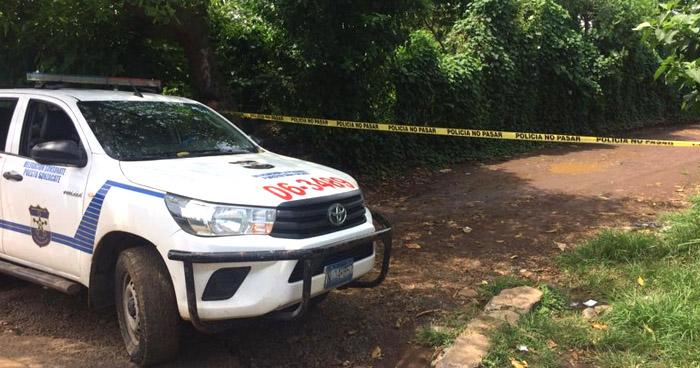 Matan a golpes a un pandillera en cantón de Nahuizalco, Sonsonate