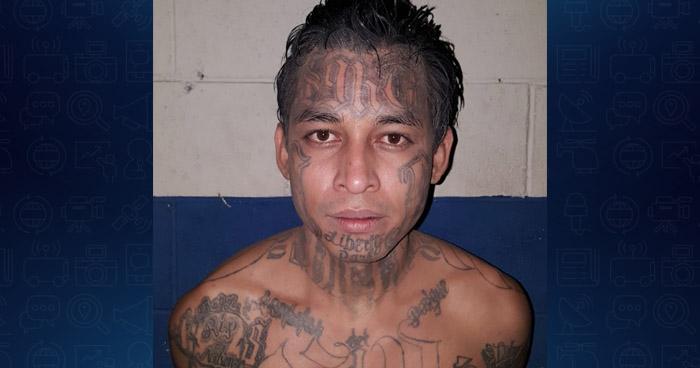 Capturan a palabrero de pandillas cuando se dirigía a cometer un hecho delictivo, en San Salvador