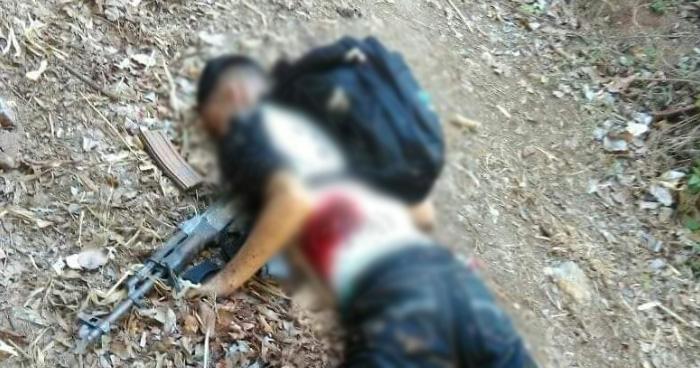 Un pandillero muerto tras atacar a la PNC en San Cayetano Istepeque, San Vicente