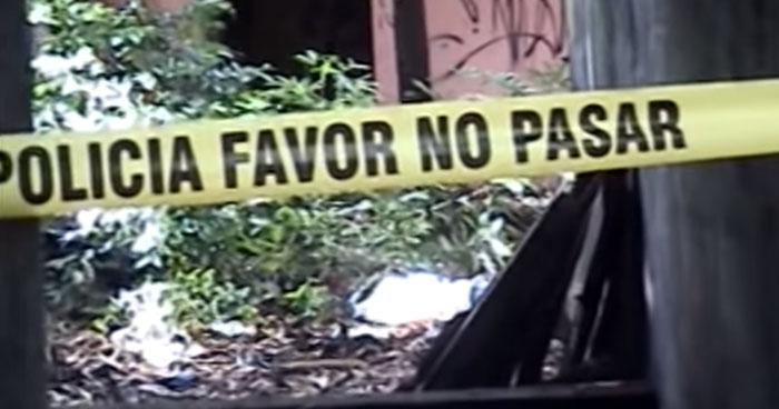 Integrante de la MS murió al enfrentarse a policías en Estanzuelas, Usulután