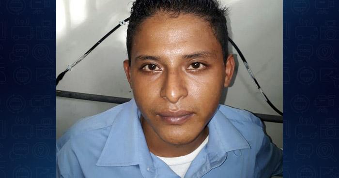 Arrestan a pandillero que obligaba a pobladores a abandonar sus lugares de residencia