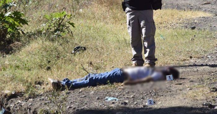 Hallan cadáver de pandillero asesinado en San Pablo Tacachico, La Libertad