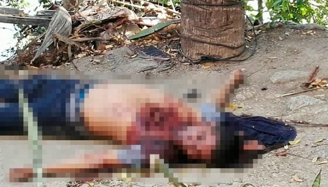 Pandillero es acribillado a balazos cerca de una cancha de fútbol de Apopa