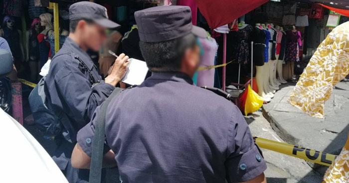 Pandillero asesinado tras asesinato de vigilante en el Centro de San Salvador