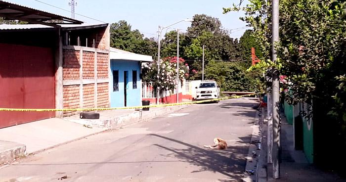 Asesinan a pandillero en la vivienda donde se escondía en Nejapa