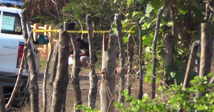 Joven pandillero fue asesinado en Concepción Batres, Usulután