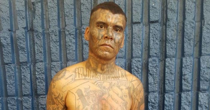 Capturan en Soyapango a peligroso pandillero que fue capturado en 2018 por violar a una niña