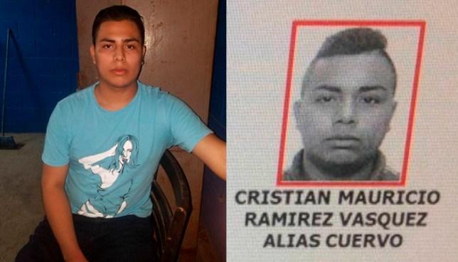Pandillero, que mantenía amedrantados a los habitantes de Ciudad Delgado, fue capturado por la PNC