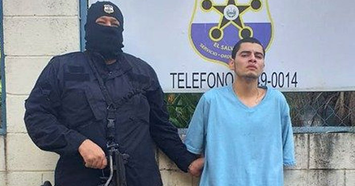 Pandillero participó en ataque armado contra autobús en Santa Tecla