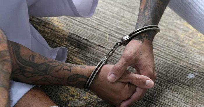 Condenan a pandillero que asesinó a un agente de la UMO en La Libertad