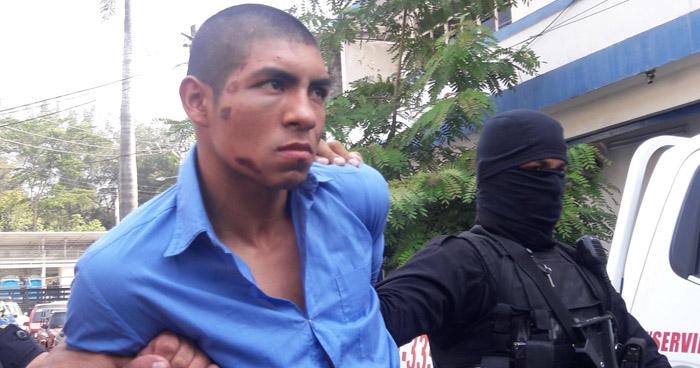 Condenan a pandillero que asesinó a un joven que se negó a que le robara su motocicleta