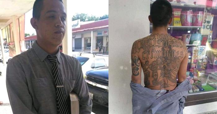 Pandillero fingía ser pastor evangélico para cobrar extorsión en San Salvador