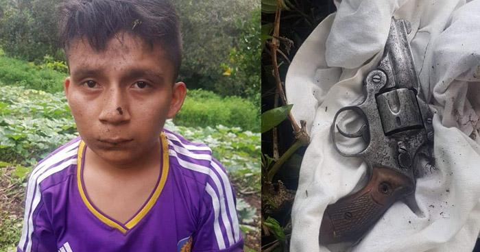 Capturan a primer sospechoso de participar en el asesinato un policía en Sonsonate