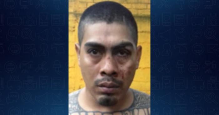Condenan a pandillero que asesinó a un agente de la PNC en San Martín