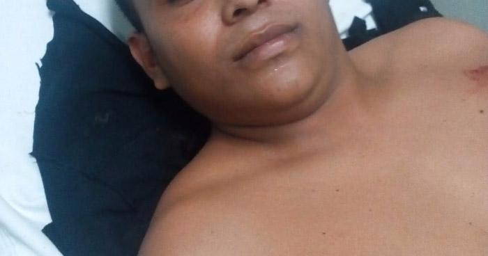 Pandillero que atacó al policía en Cuscatlán fue capturado tras quedar lesionado
