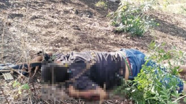 Fallece pandillero tras enfrentamiento con la STO en Santa Ana