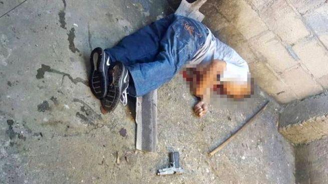 Muere pandillero en enfrentamiento con policías en Montes de San Bartolo 4, Soyapango