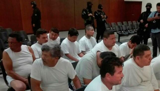Detenidos en Operación Cuscatlán tenían ingresos de $4.5 millones de mensuales