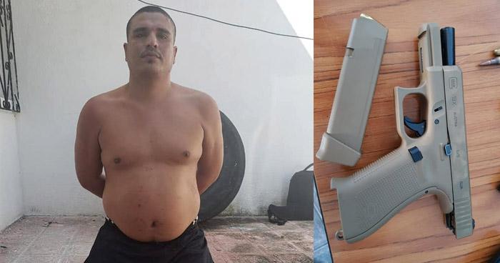 Pandillero salvadoreño capturado tras atacar a policías en Guatemala