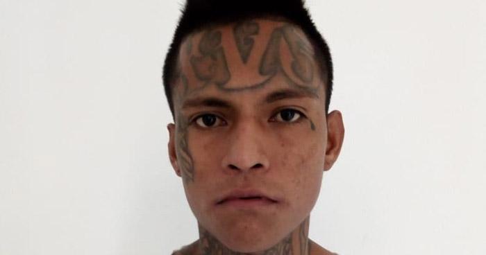 Pandillero cobraba extorsiones bajo amenazas de muerte en San Miguel