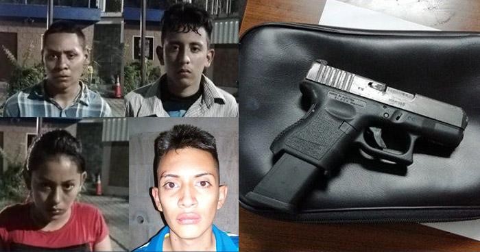 Caen pandilleros, que asesinaron ayer a un vendedor de pan francés en el centro de San Salvador