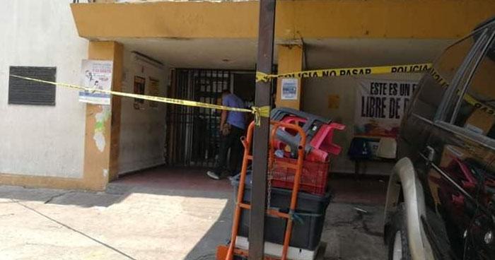 Pandillero lesionado en Unidad de Salud de San Jacinto tiene órdenes de captura