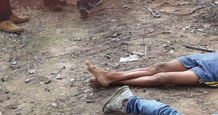 Asesinan a tres pandilleros en Santiago Nonualco, La Paz
