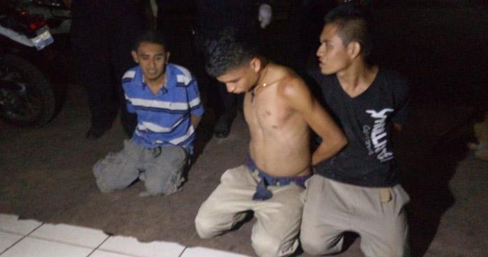 Capturan a pandilleros en San Julián tras repunte de homicidios