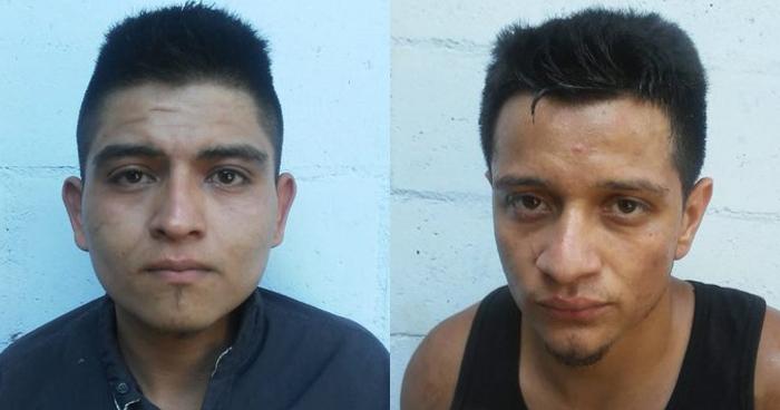 Capturan a sujetos armados que delinquían en San Julián, Sonsonate