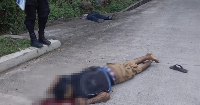Dos pandilleros fueron asesinados por contrarios en Conchagua, La Unión