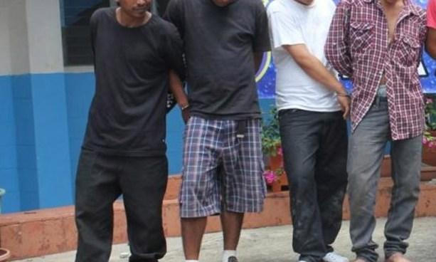 Pandilleros asesinaron de 5 disparos a un hombre en Coatepeque, Santa Ana