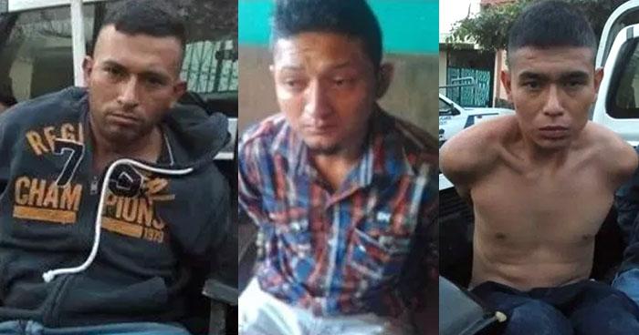 Pandilleros usurpaban una vivienda y robaban electricidad en Ayutuxtepeque