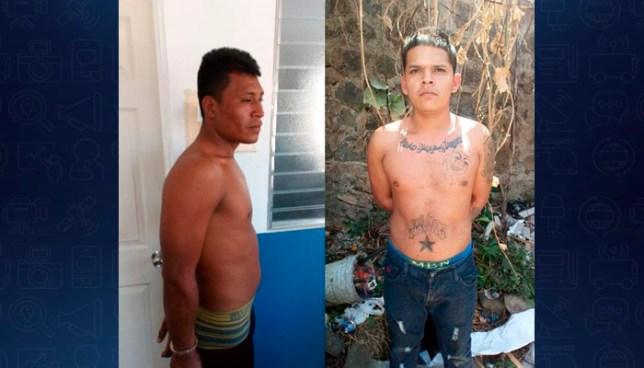Capturan a uno de los presuntos autores del quíntuple asesinato en Chalchuapa