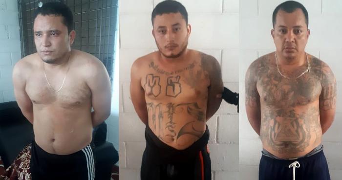 Caen pandilleros que secuestraron y asesinaron a un Policía en Santa Tecla