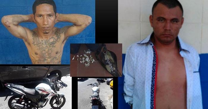 Capturan a pandilleros responsables de desapariciones de personas en San Salvador