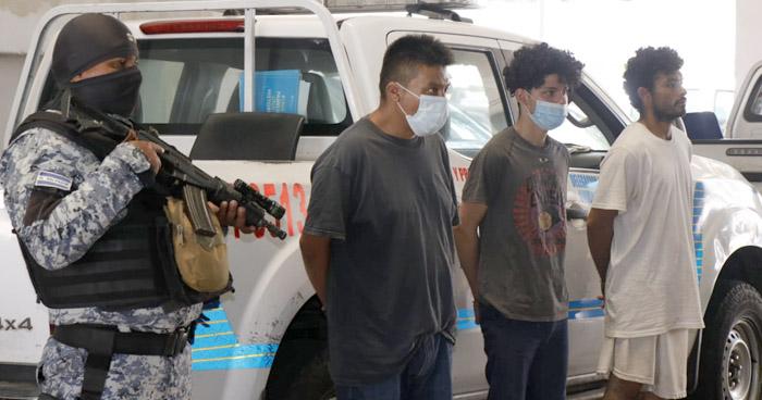 Capturan a palabrero con listado de otros pandilleros que rendían cuentas de extorsiones