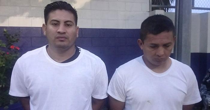 Estos son los pandilleros que asesinaron al investigador de la policía cuando salía de estudiar