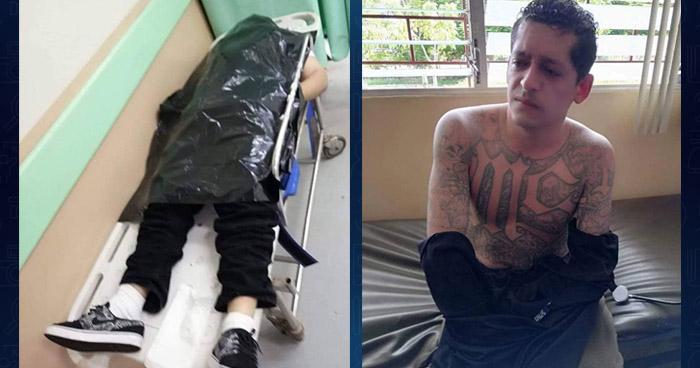 Cuatro policías capturados por matar a un pandillero durante enfrentamiento en el Puerto de La Libertad