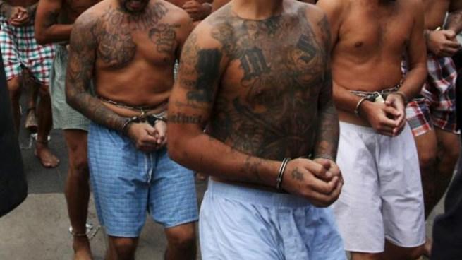 Ocho Pandilleros salvadoreños podrían recibir pena de muerte en Estados Unidos
