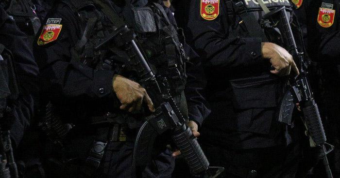 Así rescataron a una niña de 12 años de edad secuestrada por pandilleros en San Pedro Perulapán