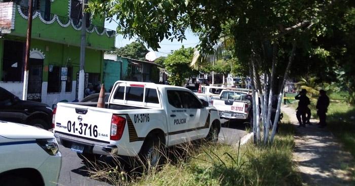 Dos pandilleros capturados tras atacar a policías en Soyapango