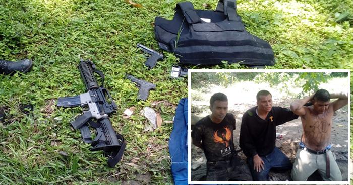 Muere pandillero que resulto lesionado en enfrentamiento con la PNC esta mañana en Soyapango