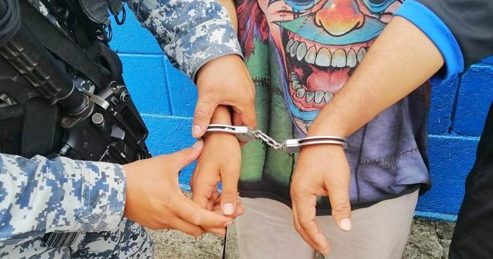 Capturan a cabecilla de pandilla que operaba en San Martín