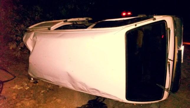 Una anciana murió tras ser atropellada por un vehículo en carretera de Coatepeque