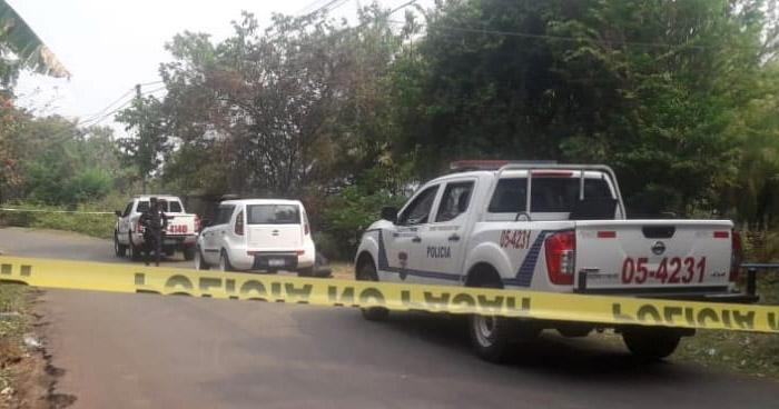 Interceptan a traficantes de droga en Usulután