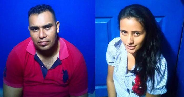 Pareja detenida es detenida por amenazar y agredir a una agente de la policía