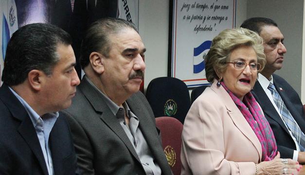ARENA pide congelar plazas del GOES para evitar un nuevo Impago
