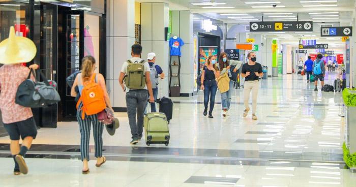 Migración denuncia que persona positiva a COVID-19 ingresó al país procedente de EE.UU.