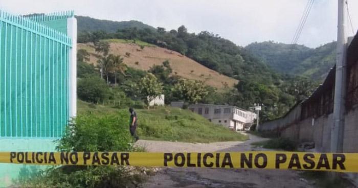 Pandilleros asesinan a joven peluquero en Nejapa