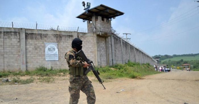 Identifican a los 5 pandilleros asesinados ayer en el penal de Izalco